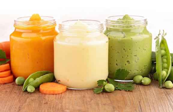 Top 5 Organic Baby Foods