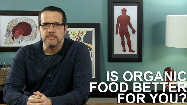 Organic Food is Better for Your Health
